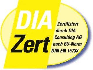 Logo 2BDIAZert 2BMakler 2BFarbig 2Bmit 2BSchatten 320w