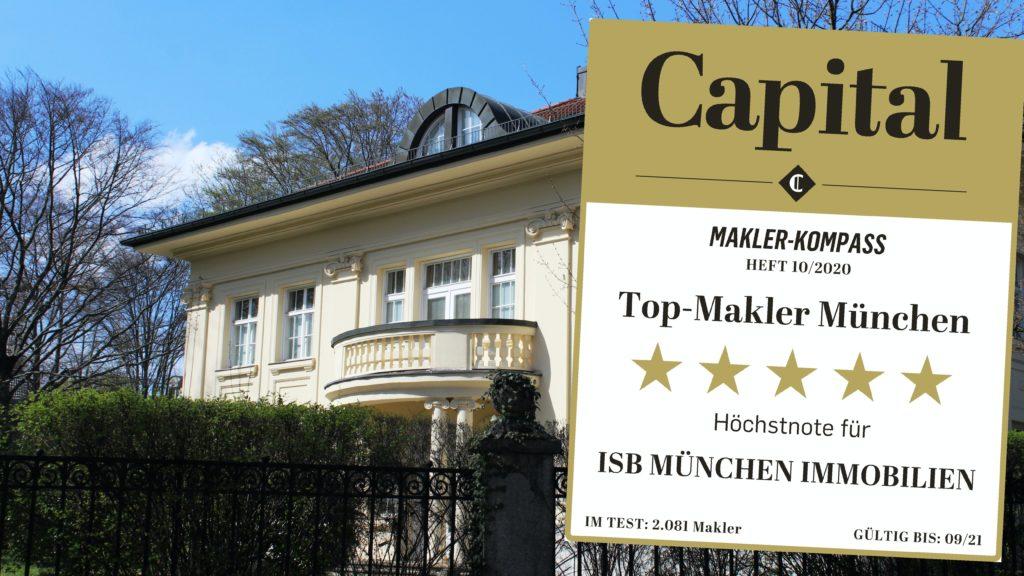 Villa ISB Muenchen Capital