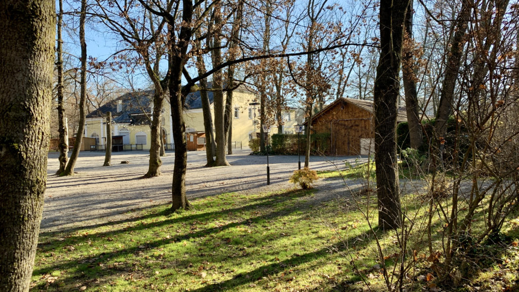 Immobilien Muenchen Nymphenburg ISB