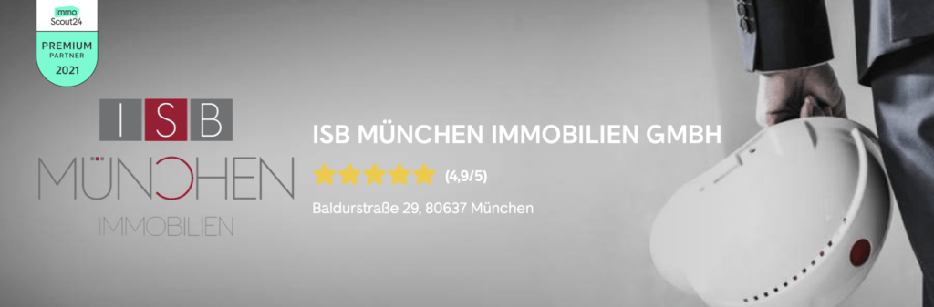 Immobilienscout24 ISB Muenchen Immobilien