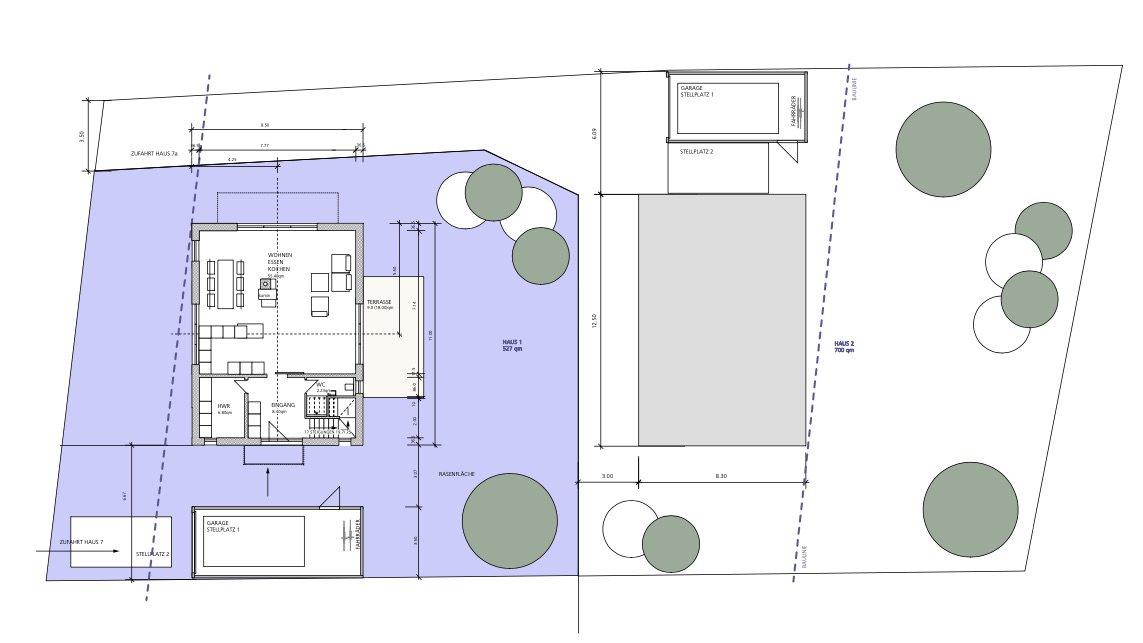 ISB Muenchen Immobilien Bauplan Feldkirchen