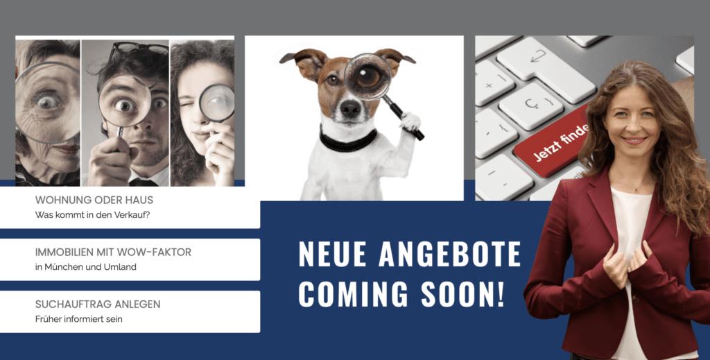 Kontakt zu Kristina Kühn aufnehmen | Immobilienangebote ISB München Immobilien